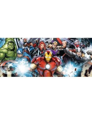 Puzzle Ravensburger - Marvel Avengers, 200 piese (12737)