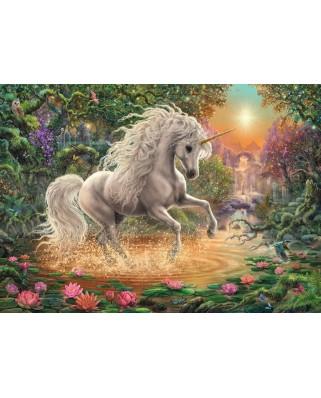 Puzzle Ravensburger - Mystical Unicorn, 1.000 piese (19793)