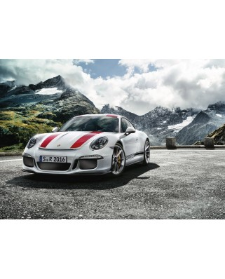 Puzzle Ravensburger - Porsche 911 R, 1000 piese (19897)