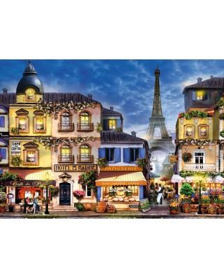 Puzzle Ravensburger - Pretty Paris, 300 piese XXL (13560)