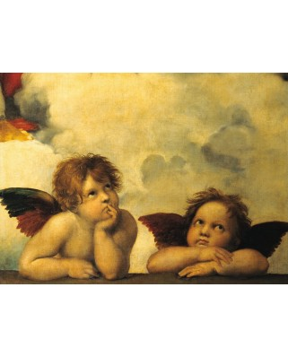 Puzzle Ravensburger - Raphael: Cherubs, 300 piese (14002)
