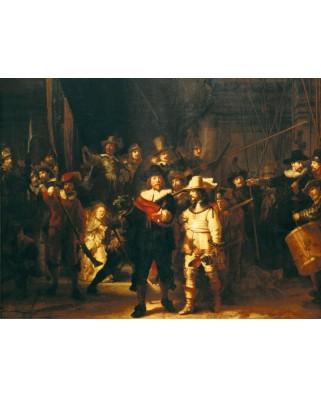 Puzzle Ravensburger - Rembradt Van Rijn: The Night Watch, 1500 piese (16205)