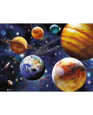 Puzzle Ravensburger - Space, 100 piese XXL (10904)