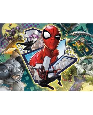 Puzzle Ravensburger - Spider-Man, 150 piese XXL (10042)