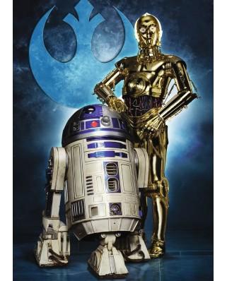 Puzzle Ravensburger - Star Wars, 1.000 piese (19682)