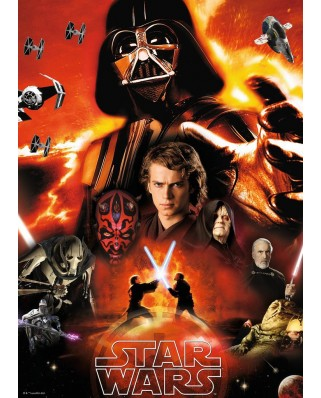 Puzzle Ravensburger - The Dark Side of Star Wars, 1.000 piese (19777)