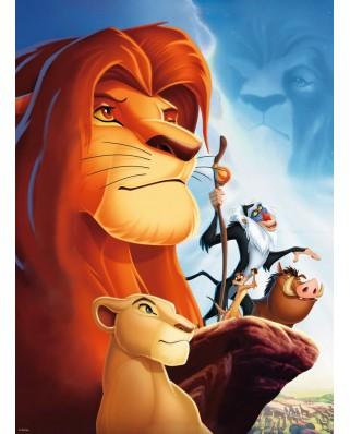 Puzzle Ravensburger - The Lion King, 100 piese XXL (10696)