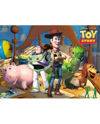 Puzzle Ravensburger - Toy Story, 100 piese XXL (10835)
