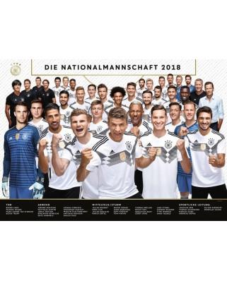 Puzzle Ravensburger - Weltmeisterschaft 2018, 1.000 piese (19856)