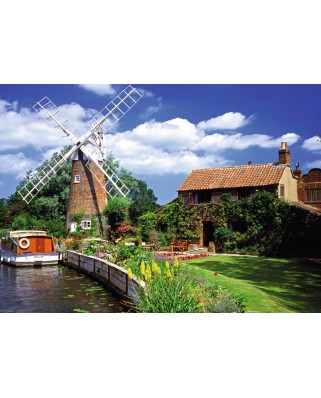 Puzzle Ravensburger - Windmill, 1.000 piese (15786)