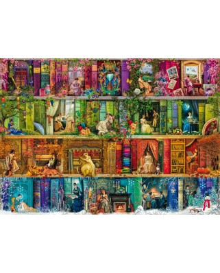Puzzle Schmidt - Aimee Stewart: Back To The Past, 1.000 piese (59377)