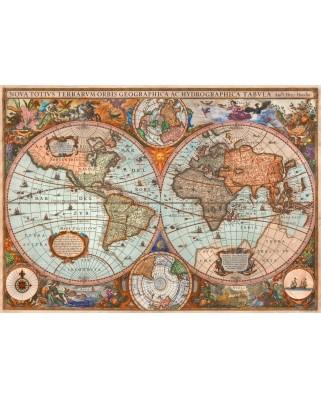 Puzzle Schmidt - Harta Antica A Lumii, 3.000 piese (58328)