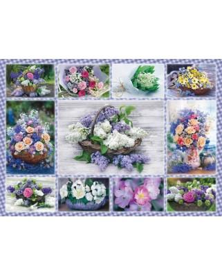 Puzzle Schmidt - Bouquet Of Flowers, 500 piese (58366)