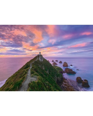 Puzzle Schmidt - Mark Gray: Nugget Point Lighthouse, The Catlins, South Island, 3.000 piese (59348)