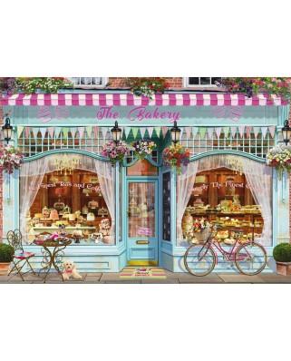 Puzzle Schmidt - Garry Walton: Bakery, 1.000 piese (59603)