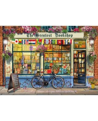 Puzzle Schmidt - Garry Walton: Bookstore, 1000 piese (59604)