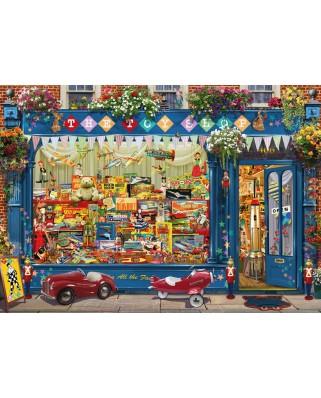 Puzzle Schmidt - Garry Walton: Toy Store, 1.000 piese (59606)
