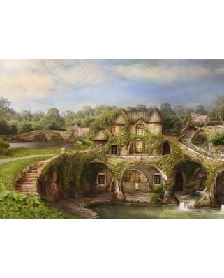 Puzzle Schmidt - Nadegda Mihailova: Nature House, 1.000 piese (59608)