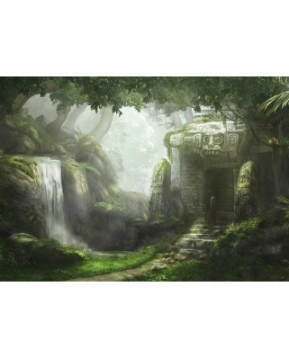Puzzle Schmidt - Nadegda Mihailova: Sanctuary, 1.000 piese (59609)