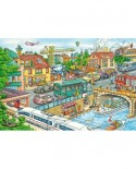 Puzzle Schmidt - Vehicles And Traffic, 60 piese (56309)