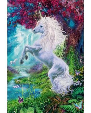 Puzzle Schmidt - Unicorn In The Enchanted Garden, 60 piese (56310)