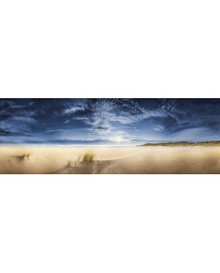 Puzzle panoramic Schmidt - Manfred Voss: Infinitive Vastness, Sylt, 1.000 piese (59623)
