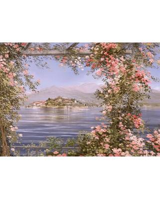 Puzzle Schmidt - Mediterranean Island, 1.000 piese (58378)