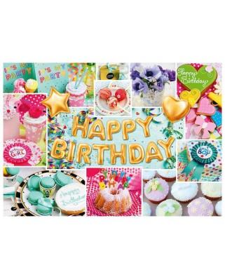 Puzzle Schmidt - Happy Birthday, 1000 piese (58379)
