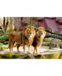 Puzzle Trefl - Lions, 1500 piese (26088)
