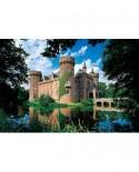 Puzzle Trefl - Moyland Castle, North Rhine Westphalia, Germany, 1500 piese (26074)