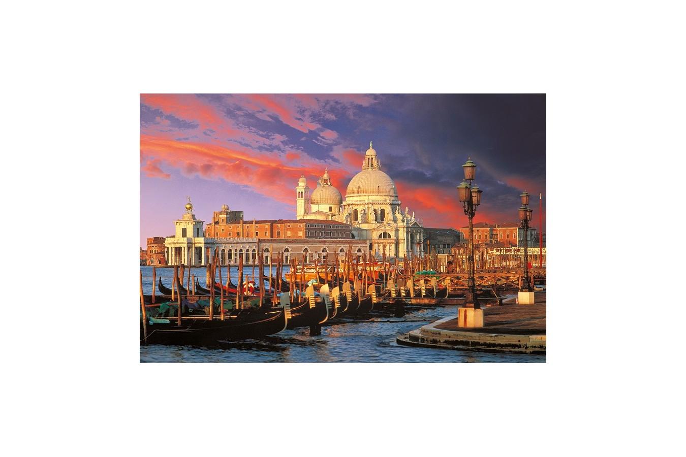 Puzzle Trefl - Santa Maria Della Salute, Venice, 3000 piese (33020)