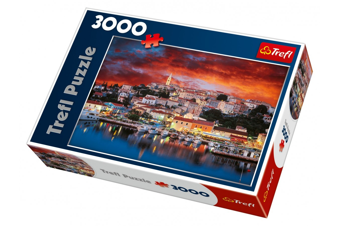 Puzzle Trefl - Vrsar, Istria, Croatia, 3000 piese (33018)