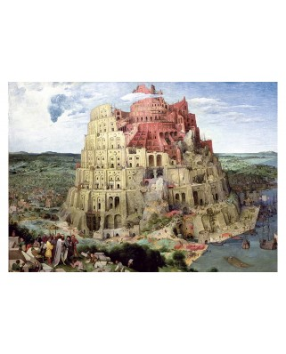 Puzzle Trefl - Tower Of Babel, 4000 piese (45001)