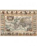 Puzzle Art Puzzle - Ancient World Map, 2.000 piese (Art-Puzzle-4711)