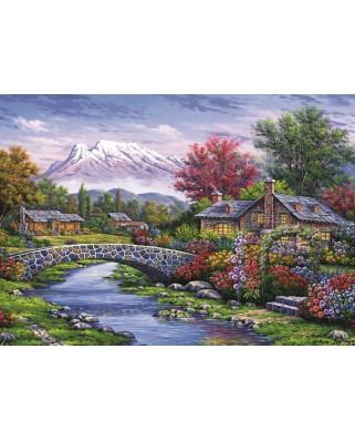 Puzzle Art Puzzle - Arc Bridge, 500 piese (Art-Puzzle-4213)