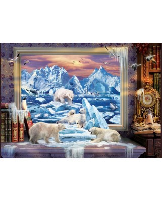 Puzzle Art Puzzle - Artic Dream, 1500 piese (Art-Puzzle-4624)