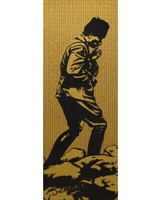 Puzzle Art Puzzle - Ataturk, 1.000 piese (Art-Puzzle-4418)