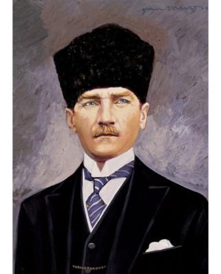 Puzzle Art Puzzle - Ataturk, 500 piese (Art-Puzzle-4180)
