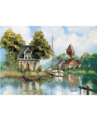 Puzzle Art Puzzle - Back Home, 1.000 piese (Art-Puzzle-4386)