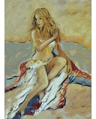 Puzzle Art Puzzle - Belly-Dancer, 500 piese (Art-Puzzle-60504)