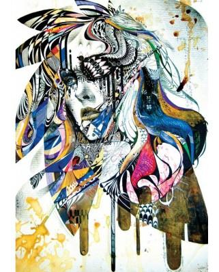 Puzzle Art Puzzle - Blues, 1000 piese (Art-Puzzle-4348)