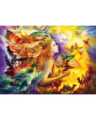 Puzzle Art Puzzle - Butterfly's Dream, 1.000 piese (Art-Puzzle-4356)