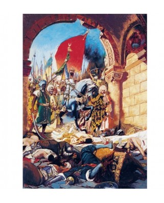 Puzzle Art Puzzle - Conquest of Istanbul, 1.000 piese (Art-Puzzle-4385)