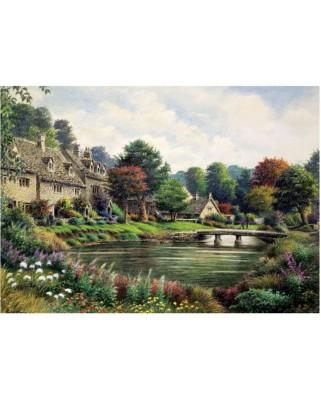 Puzzle Art Puzzle - Cottage, 2.000 piese (Art-Puzzle-4572)
