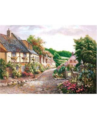 Puzzle Art Puzzle - Cottages, 2.000 piese (Art-Puzzle-4571)