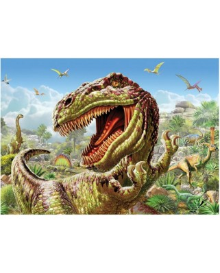 Puzzle Art Puzzle - Dinosaurs, 500 piese (Art-Puzzle-4170)