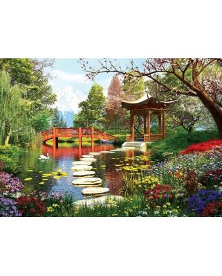 Puzzle Art Puzzle - Dominic Davison: Spring Season, 2.000 piese (Art-Puzzle-4645)