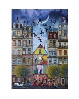 Puzzle Art Puzzle - Dream Street, 500 piese (Art-Puzzle-4199)