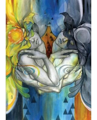 Puzzle Art Puzzle - Duality, 1.000 piese (Art-Puzzle-4444)