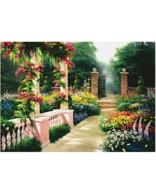 Puzzle Art Puzzle - Eden Garden, 2.000 piese (Art-Puzzle-4570)